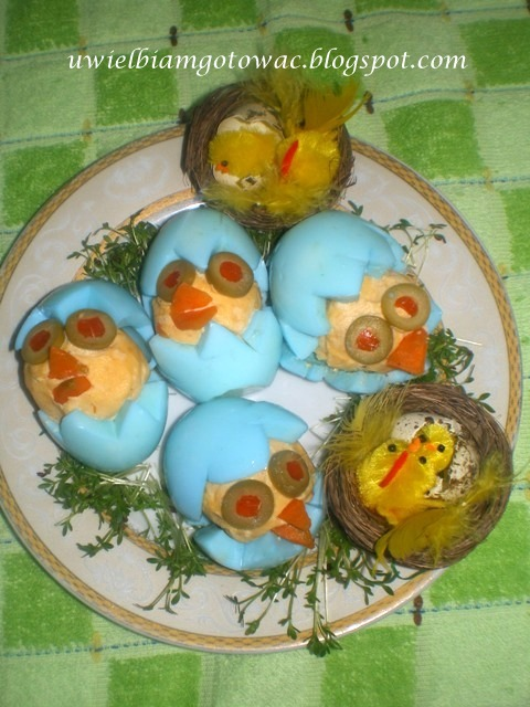 Wielkanocne kurczaczki