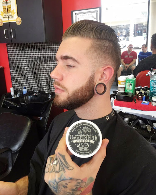 New Layrite Cement Pomade Review