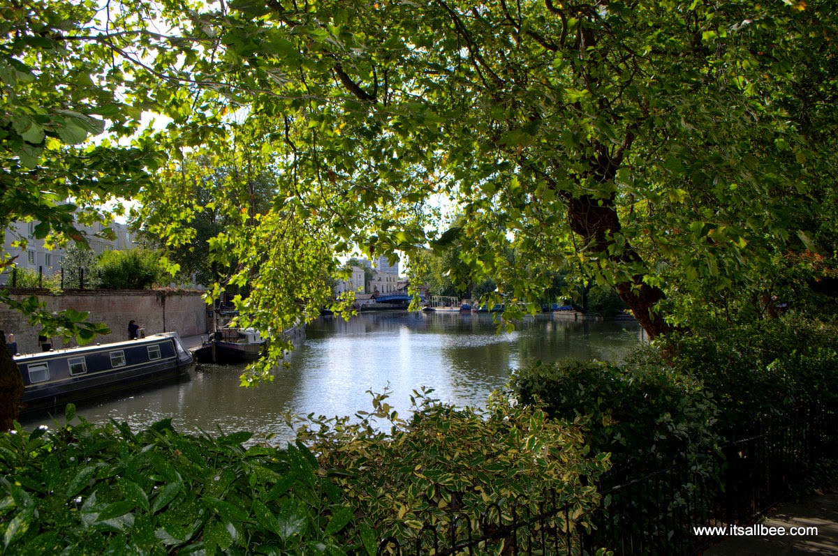 Little Venice London Warrick Avenue Paddington