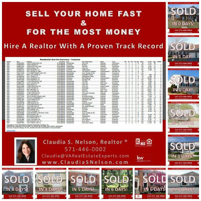 Sell Your Home Fast Woodbridge VA, Find A Realtor To List Your Home, Best Realtor in Woodbridge To Sell Your Home Fast Claudia S Nelson