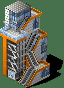 clife mun escalator factory SW - Novidades: Veja os novos itens para o seu centro da cidade no CityVillle!