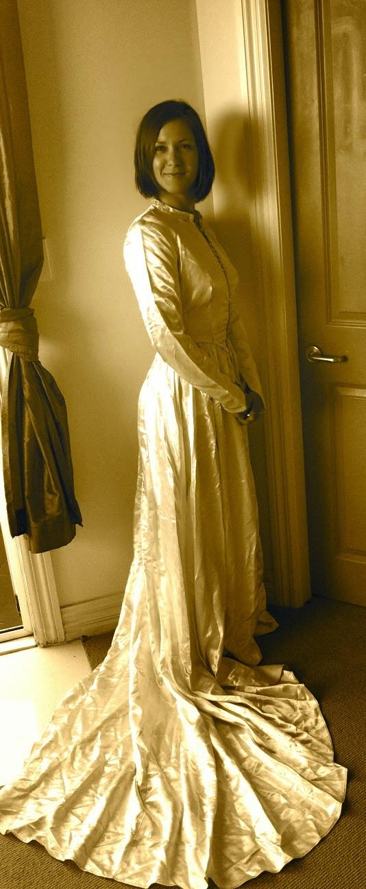 Vintage wedding dresses wellington : Dressmaking and alterations in wellington by lorene harris