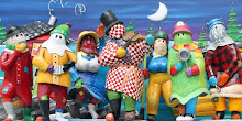 The Whole Gang of Mummers!