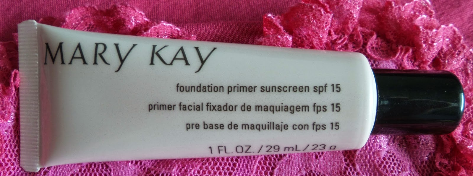 Primer Para o rosto Mary Kay