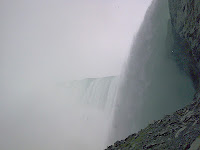 Niagara Falls,Horseshoe Falls, the American Falls, and the Bridal Veil Falls