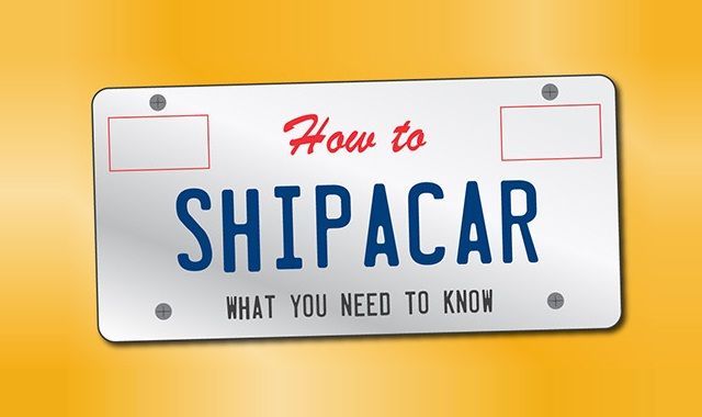 Image: How to Ship a Car What you Need to Know #infographic