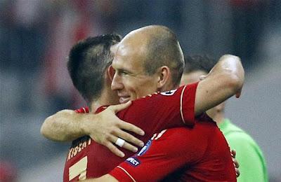 Bayern Munich 4 - 1 Werder Bremen (1)