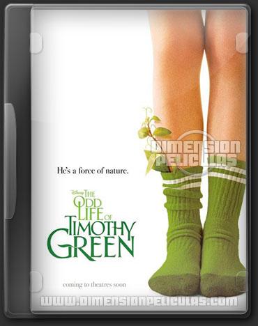 La extraña vida de Timothy Green (DVDRip Español Latino) (2012)