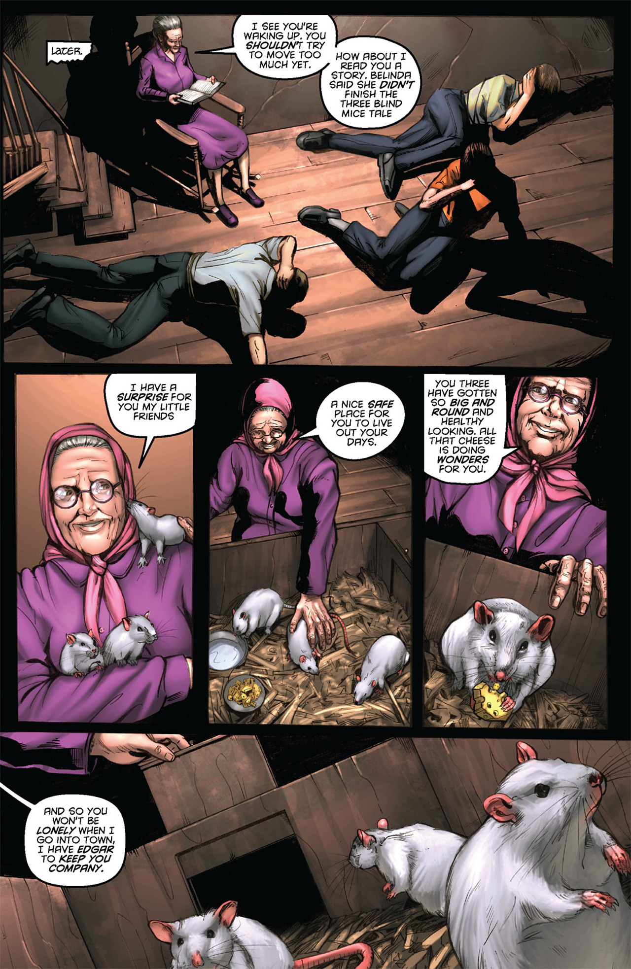 Grimm Fairy Tales (2005) Issue #27 #30 - English 22