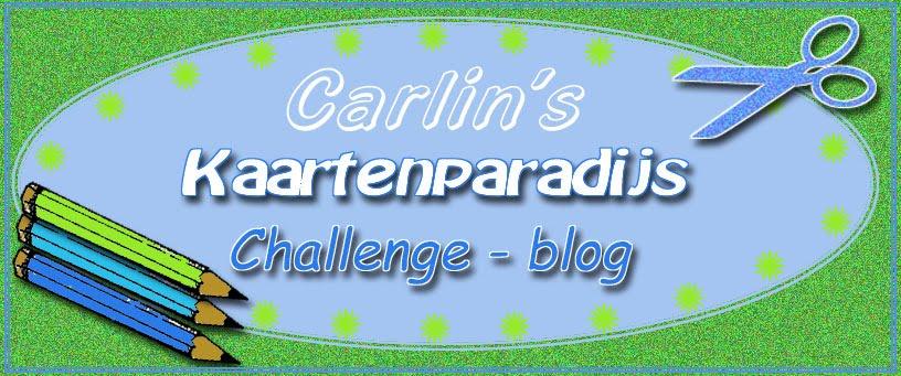 Carlin's Kaartenparadijs Challengeblog