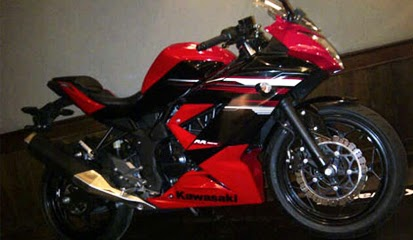 Kawasaki Ninja RR Mono 250 Spesifikasi Lengkap dan Harga