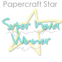 Papercraft Star Winner #144