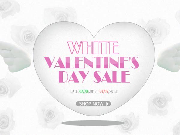 İndirim Haberi | White Valentines Day