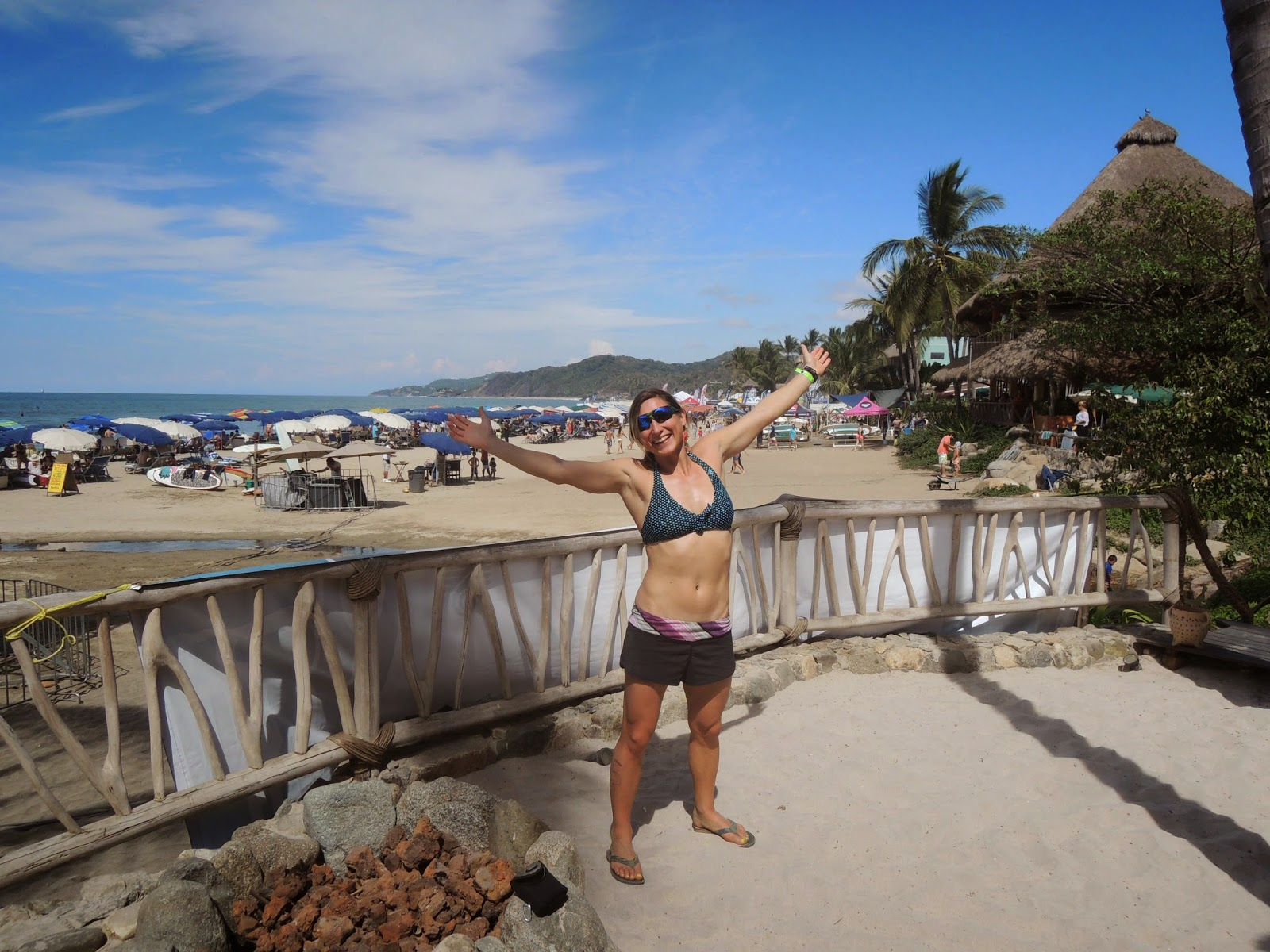 Nikki Rekman Sales Greetings From The Sup Race Scene In Mexico
