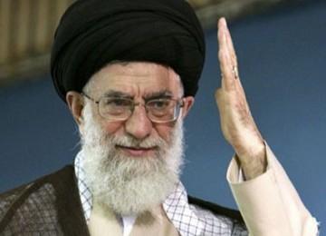 Ayatullah al-Udzma Sayyid Ali Khamenei