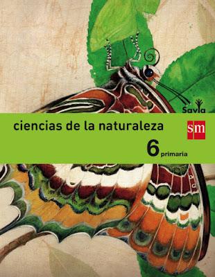 LIBROS DE TEXTO  Ciencias de la Naturaleza . 6 Primaria : Savia SM - Edición 2015  MATERIAL ESCOLAR : Curso 2015-2016  Comprar en Amazon