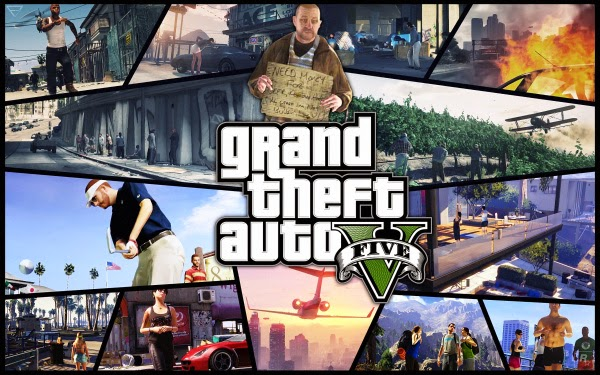 Grand Theft Auto V (PC version)