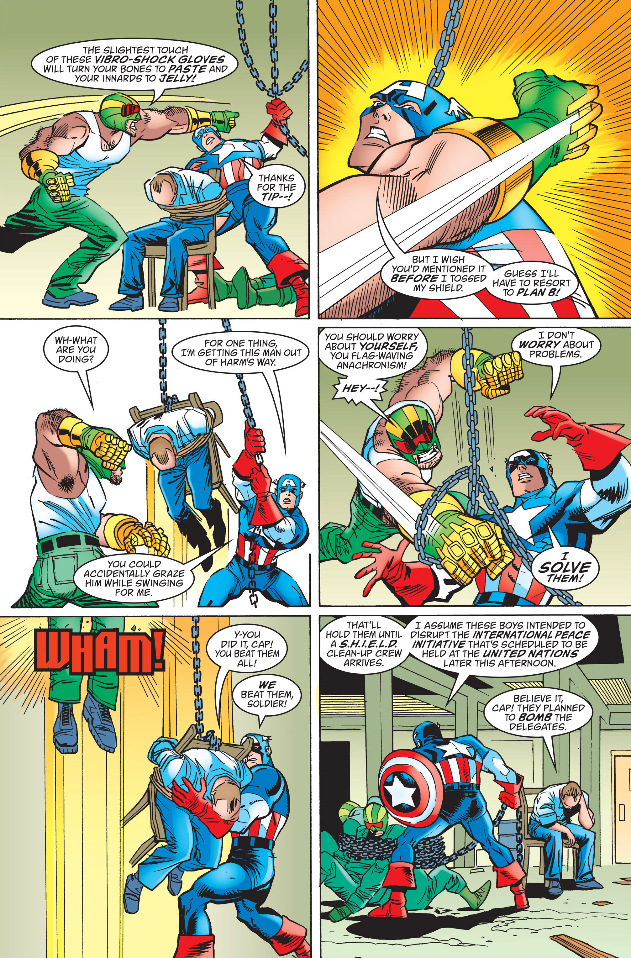 Captain America (1998) Issue #24 #30 - English 4