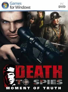 Download Death to spies The Moment of Truth full RIP PC – 383 MB