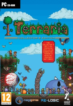 Download Terraria (PC) Versão: 1.1.2