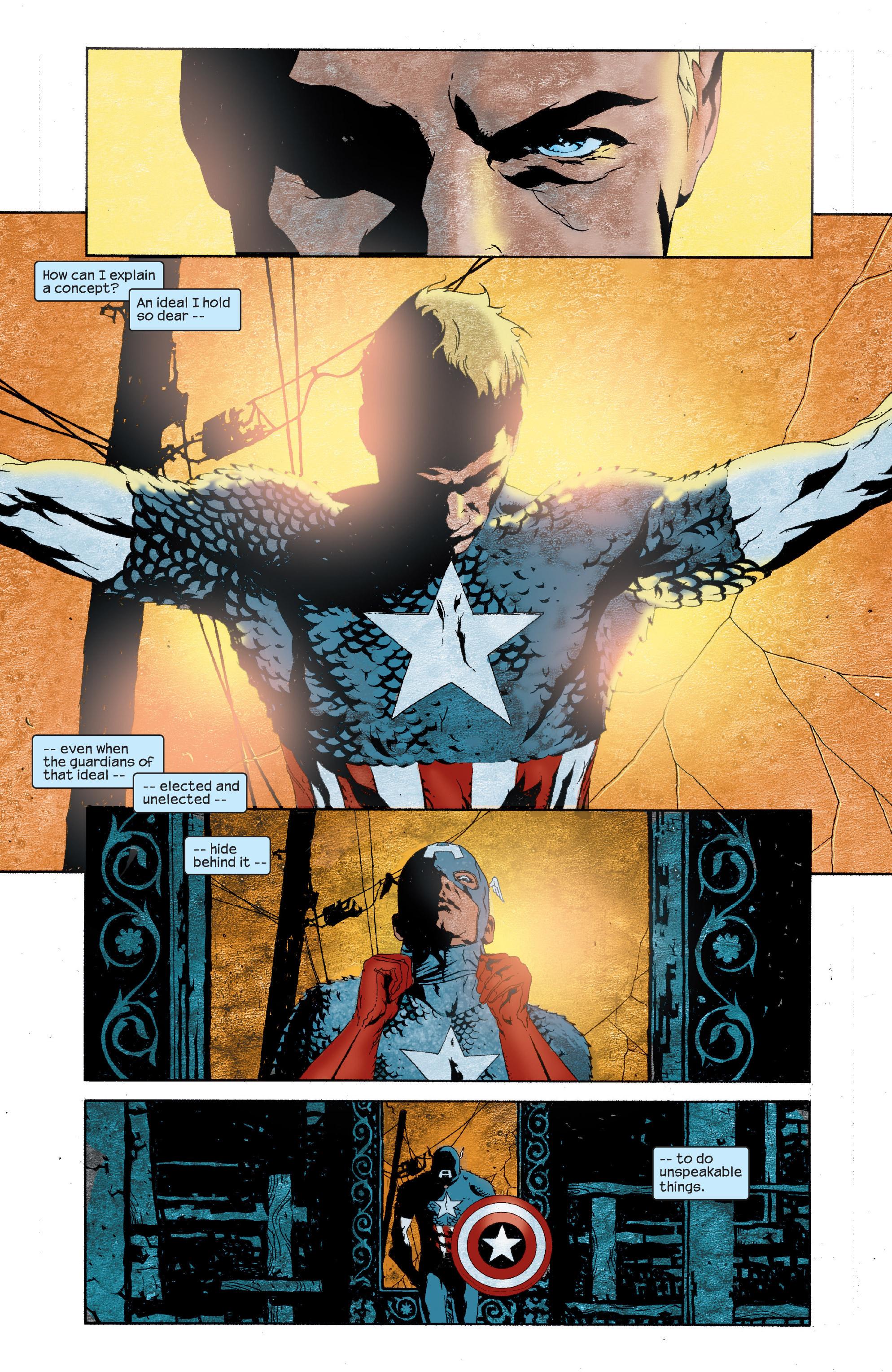 Captain America (2002) Issue #12 #13 - English 4