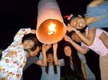 Festival of Loy Krathong Thailand