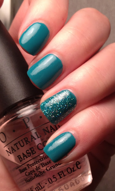 OPI Fly China Glaze Atlantis