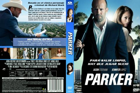 Parker DVDR Latino 2013 Acción – Thriller