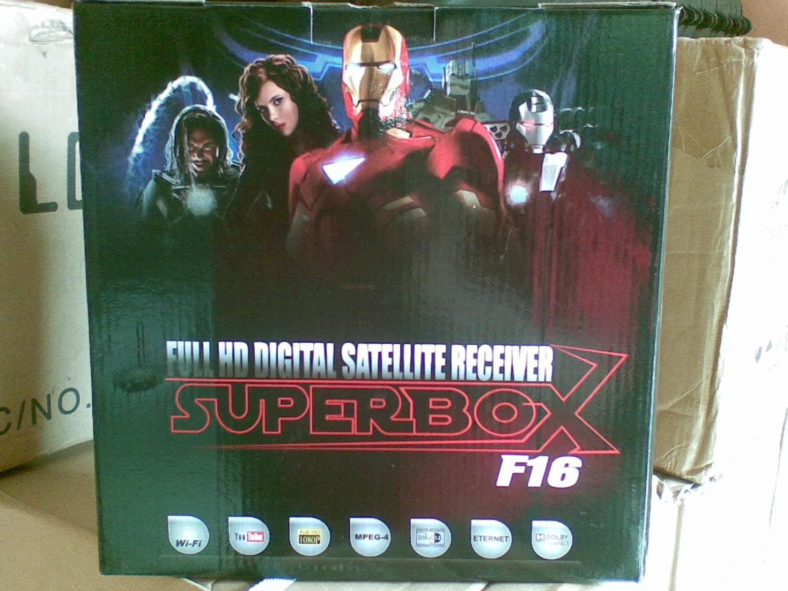SuperBOX  F16