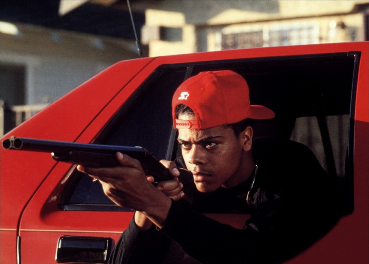 boyz n the hood and black Watch boyz n the hood, boyz n the hood full free movie online hd john singleton's portrayal of social problems in inner-city los angeles takes the form of a tale of three friends growing up together 'in the 'hood.