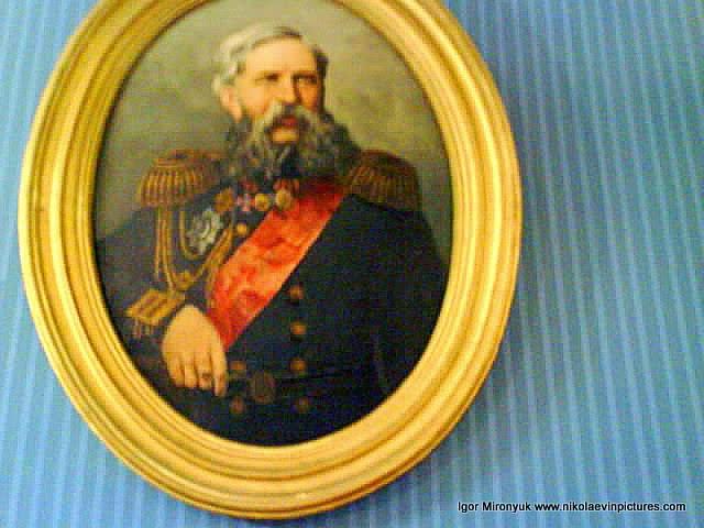 Портрет адмирала Бутакова