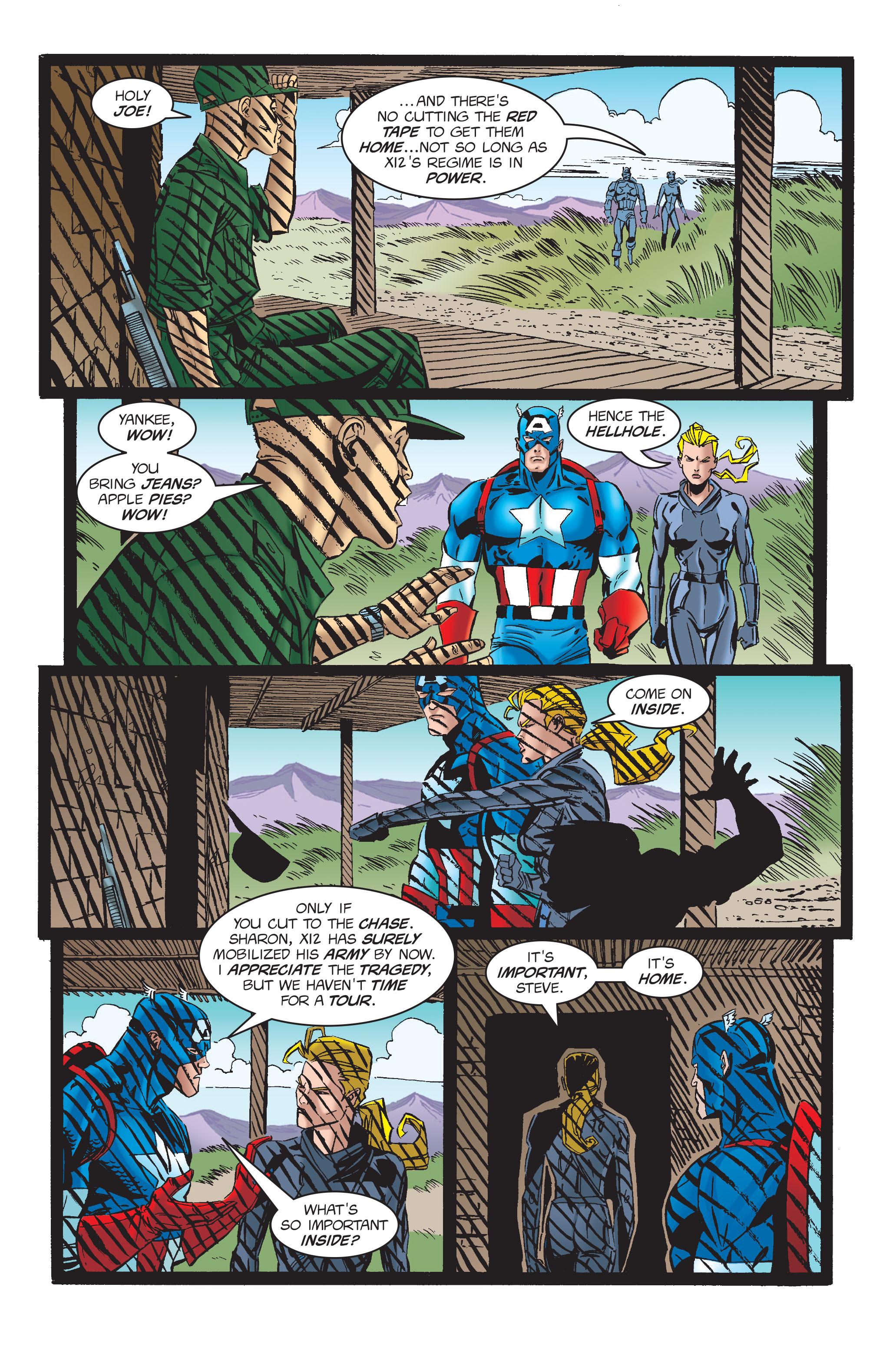 Captain America (1968) Issue #454 #411 - English 12