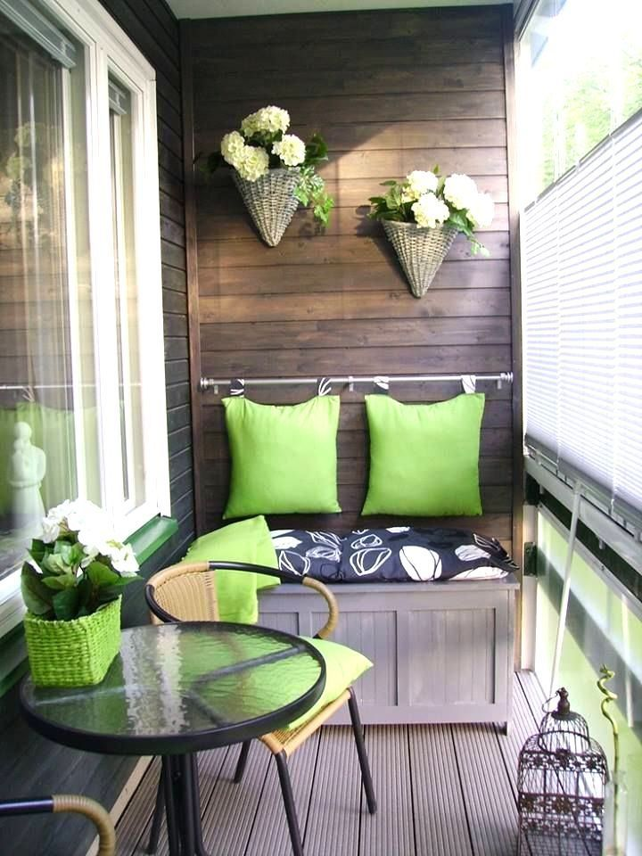 idees pour amenager balcon