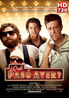 Ver The Hangover (Resacon en Las Vegas) Español Online