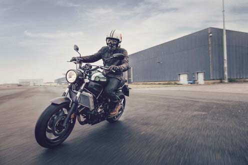 Yamaha XSR700 Specifications and Price