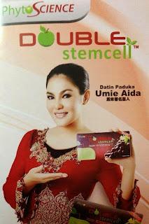 Product iPhytoScience Double Stemcell , Double Stemcell , iPhytoScience Double Stemcell product kecantikan dan kesihatan