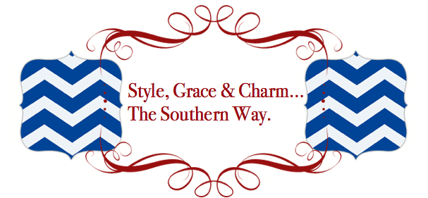 Style, Grace &amp; Charm.. The Southern Way