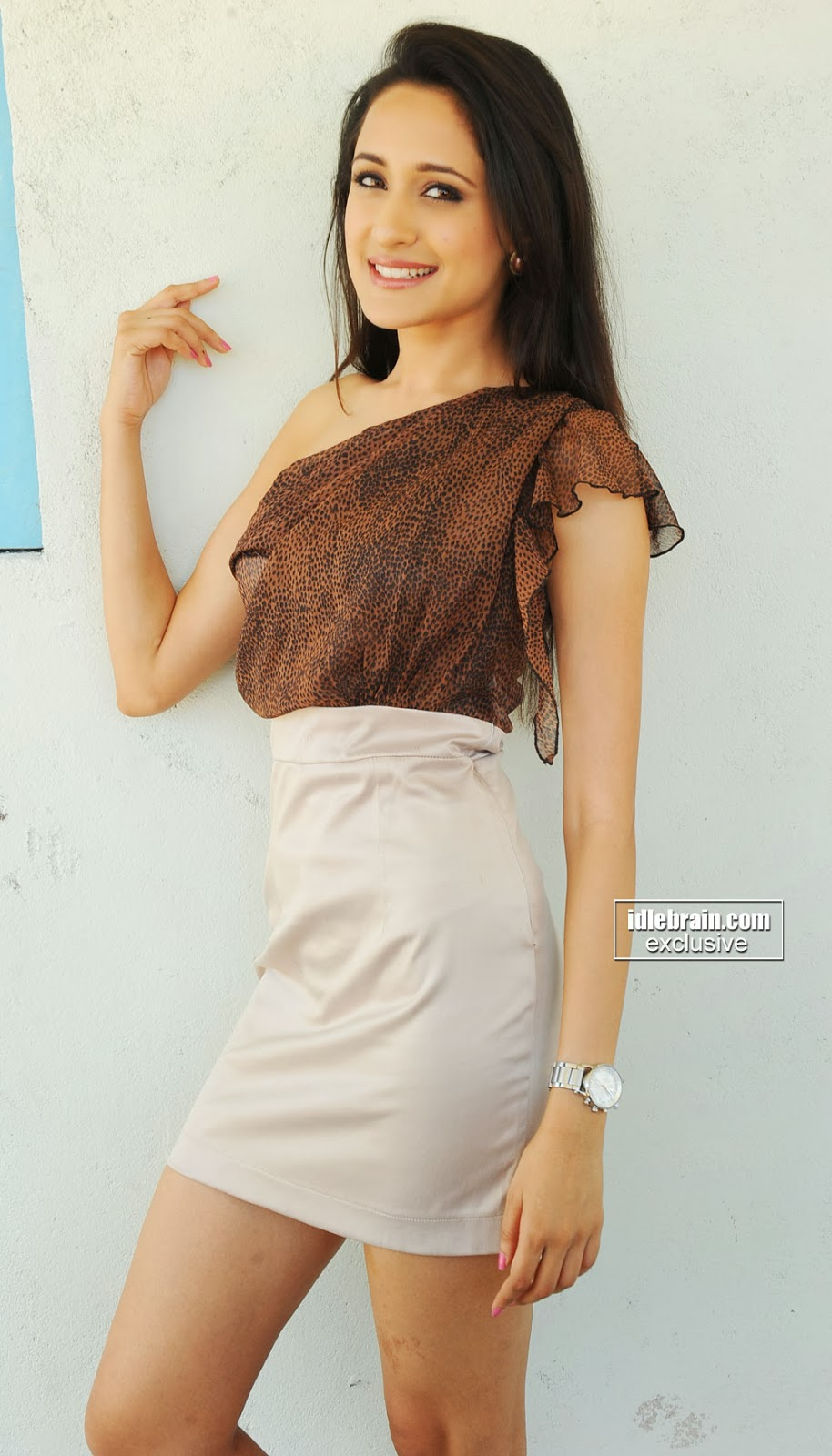 Pragnya Spotted at Dega Movie Press meet