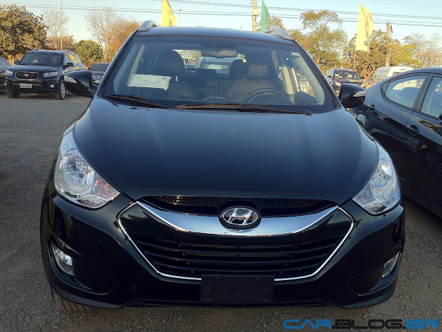 Hyundai ix35 2013 Flex