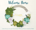 Welcome Home National Paper Crafting Month