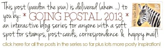 Going Postal banner
