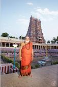 Jagad Guru Sri Sri Bharathee Theertha Mahaswaminah