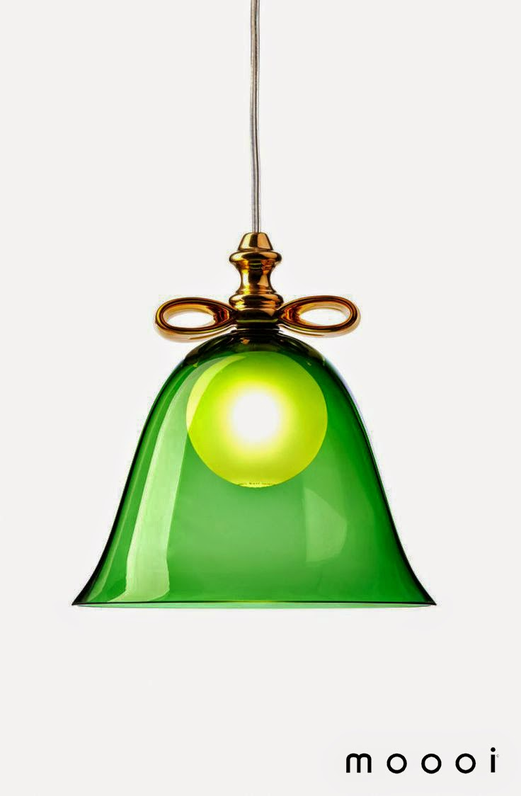 Bell Lamp By Moooi