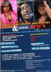 EASTERN NIGERIA UNIVERSITIES AWARDS & FACEBOOK PARTY