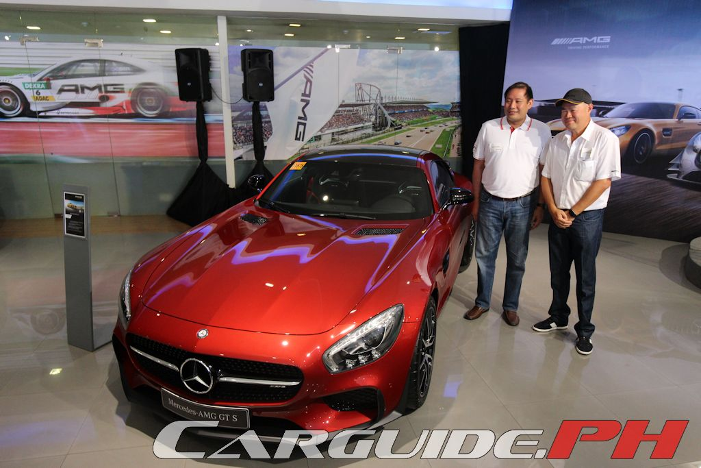 Mercedes gt philippines 2017 2018 best cars reviews for Mercedes benz philippines price list
