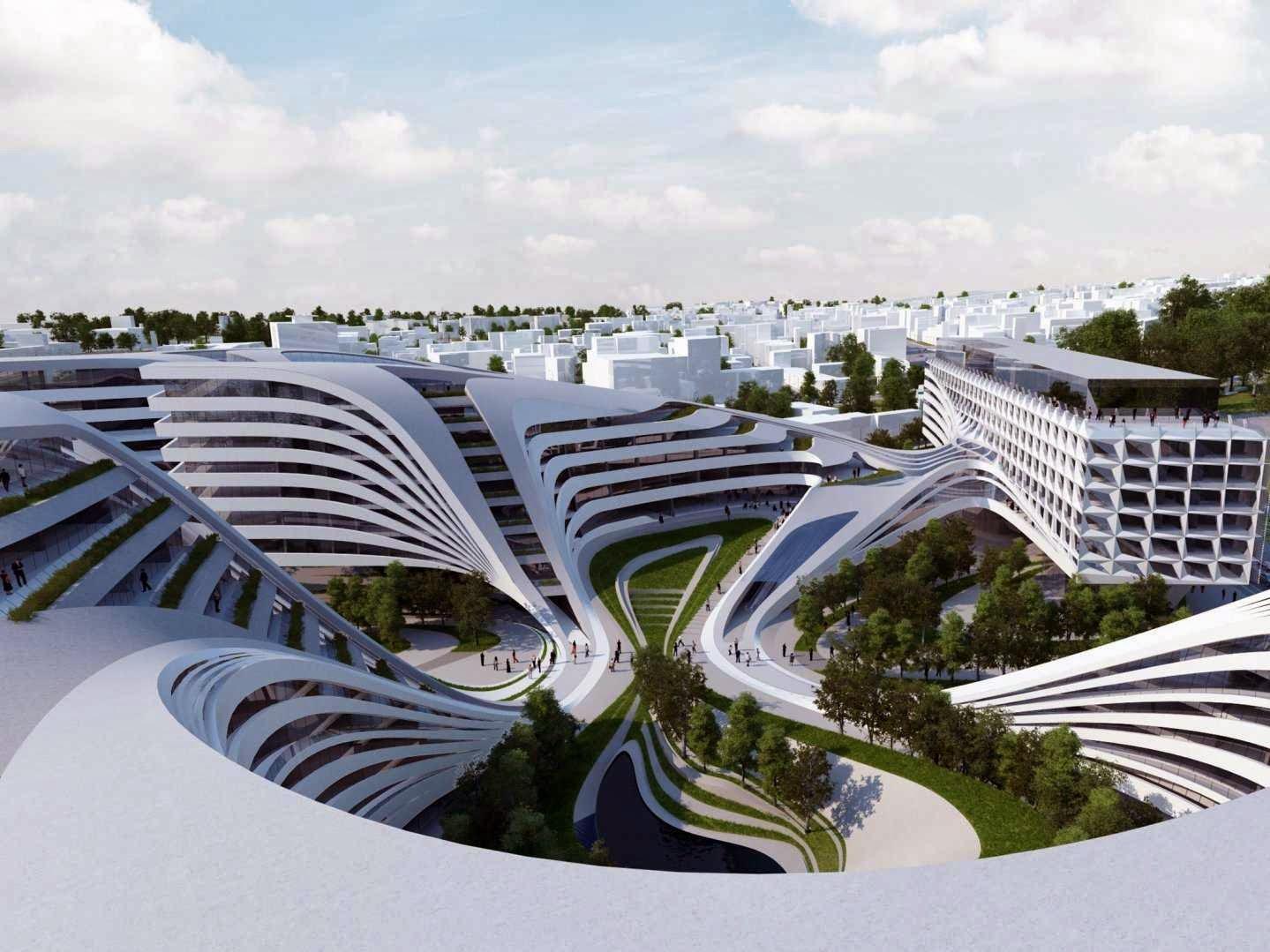 S i arquitectura los mejores arquitectos del mundo for Arquitectura zaha hadid