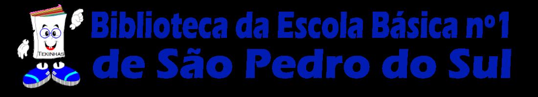 Biblioteca Escolar da EB1 de São Pedro do Sul