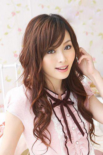 cute asian hairstyles girls