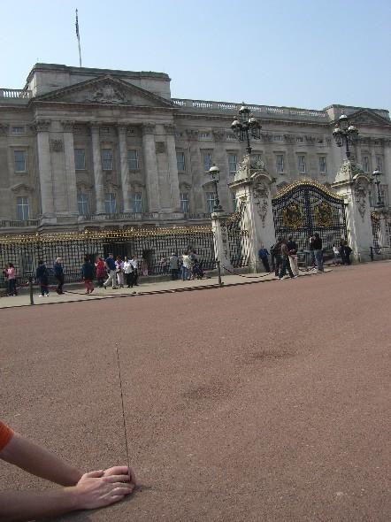 La antena en Buckingham