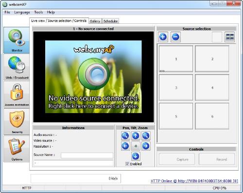 Webcam 7 Pro 1.3.6.0 Build 40320 Multilingual